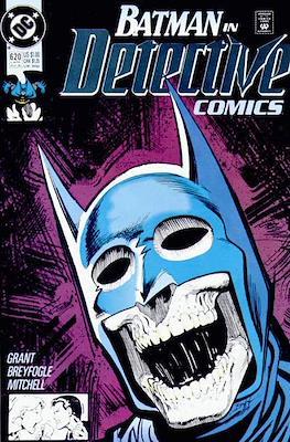 Detective Comics Vol. 1 (1937-2011; 2016-) (Comic Book) #620