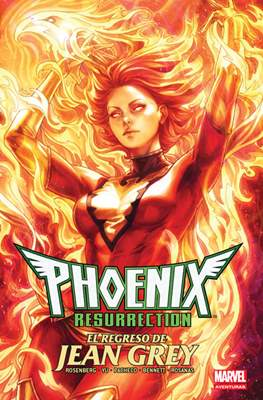 Phoenix Resurrection: El Regreso de Jean Grey - Marvel Aventuras