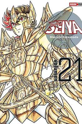 Saint Seiya - Ultimate Edition (Rústica con sobrecubierta) #21