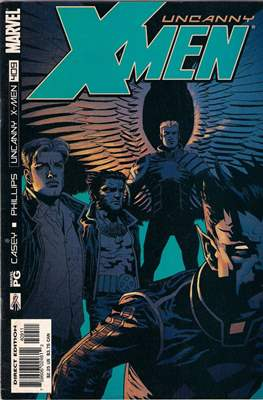 The Uncanny X-Men (1963-2011) (Comic-Book) #409