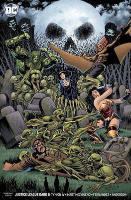 Justice League Dark Vol. 2 (2018- Variant Covers) #8