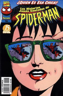 Las Historias Jamás Contadas de Spider-Man (1997-1999) (Grapa 24 páginas) #16