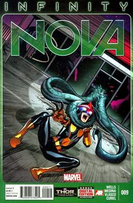 Nova Vol. 5 (Comic-Book) #9