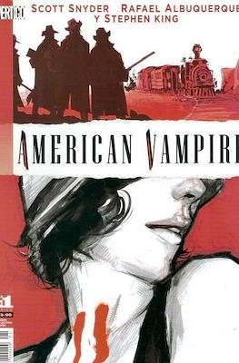 American Vampire (Grapa) #1