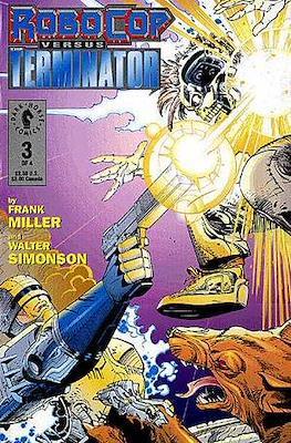Robocop versus Terminator (Comic Book) #3