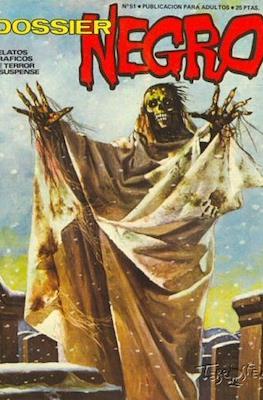 Dossier Negro (Rústica y grapa [1968 - 1988]) #51