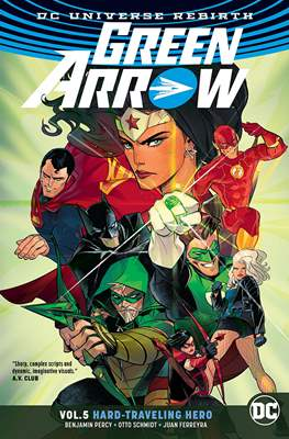 Green Arrow Vol. 6 (2016) (Softcover) #5