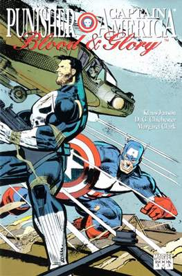 Punisher / Captain America: Blood & Glory (Softcover 48 pp) #3