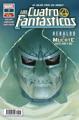 Los 4 Fantásticos / Los Cuatro Fantásticos Vol. 7 (2008-) (Grapa 24-48 pp) #107/7