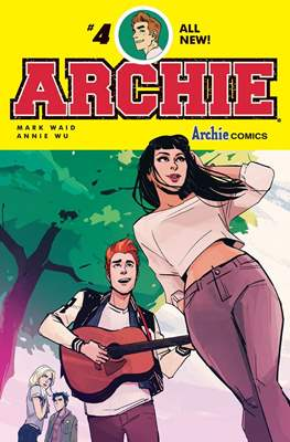 Archie (2015-) (Comic Book) #4