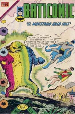 Batman - Baticomic (Rústica-grapa) #28