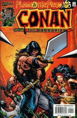Conan the Barbarian: Flame & the Fiend