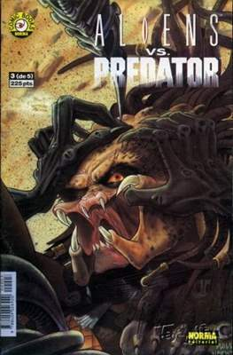 Aliens vs. Predator (Grapa 36 pp) #3
