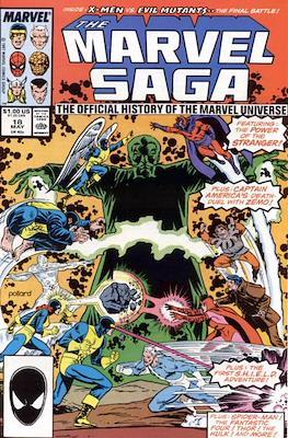 Marvel Saga (Comic-book.) #18