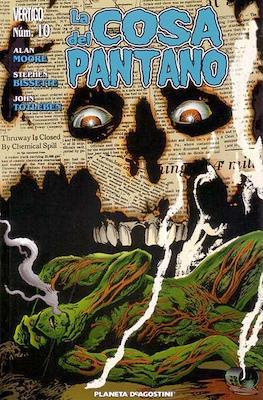 La Cosa del Pantano (2006-2008) (Rústica 64 pp) #10