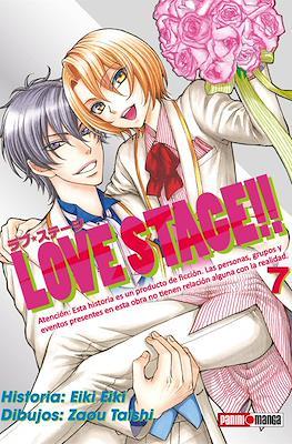 Love Stage!! (Rústica) #7