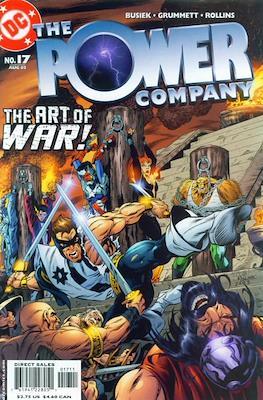 The Power Company (Comic Book) #17