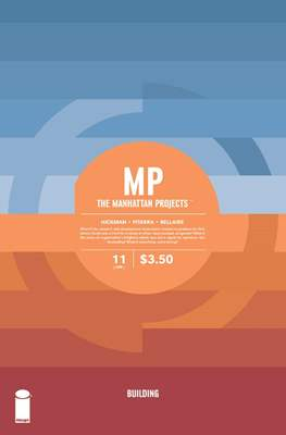 The Manhattan Projects (Comic-book) #11