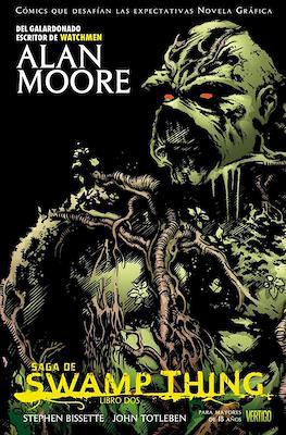 Saga de Swamp Thing #2