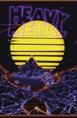 Heavy Metal Magazine (Grapa) #289