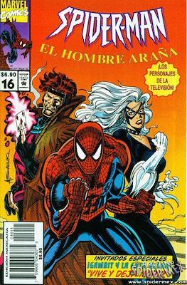Spider-Man el Hombre Araña (1996-1998) (Grapa) #16