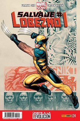 Lobezno Vol. 5 / Salvaje Lobezno / Lobeznos / El viejo Logan Vol. 2 (2011-) (Grapa) #24