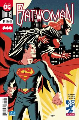 Batwoman Vol. 2 (2017- Variant Covers) (Comic book) #14