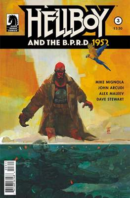 Hellboy and the B.P.R.D. #3