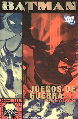 Batman: Juegos de guerra (Rústica 208) #2