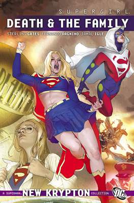 Supergirl Vol. 5 (2005-2011) (Softcover) #8