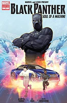 Black Panther - Soul Of A Machine #6