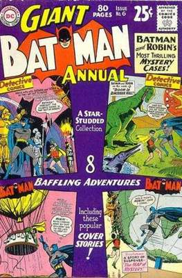 Batman Vol. 1 Annual (1961 - 2011) #6