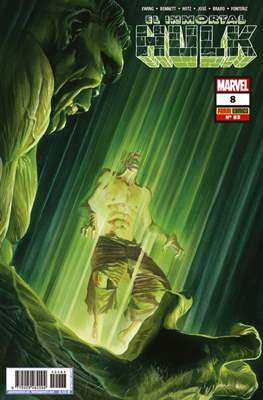 El Increíble Hulk Vol. 2 / Indestructible Hulk / El Alucinante Hulk / El Inmortal Hulk (2012-) (Comic Book) #83/8