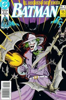 Batman (1987-1993). Especiales (Grapa) #4