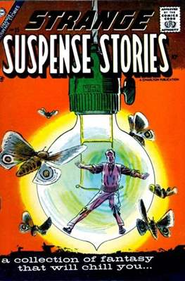 Strange Suspense Stories Vol. 2 #35
