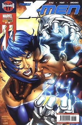 New X-Men: Academia / New X-Men (2005-2008) (Grapa) #16