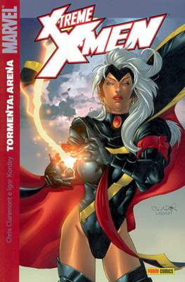 X-Treme X-Men: Tormenta. Arena (2005)