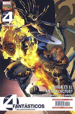 Los 4 Fantásticos / Los Cuatro Fantásticos Vol. 7 (2008-) (Grapa 24-48 pp) #14