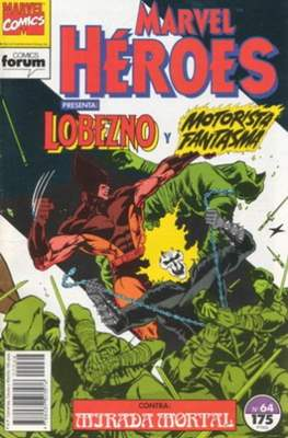 Marvel Héroes (1986-1993) (Grapa 32 pp) #64
