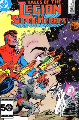 Legion of Super-Heroes Vol. 2 (1980-1987) #325