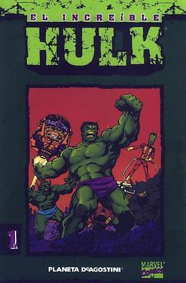 Coleccionable El Increíble Hulk (2003-2004) (Rústica. 80-96 páginas) #1