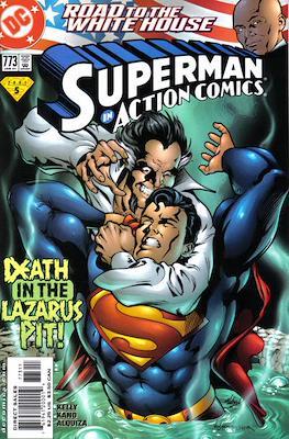 Action Comics Vol. 1 (1938-2011; 2016-) (Comic Book) #773