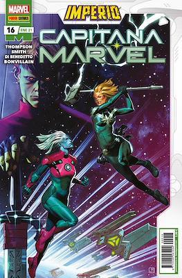 Capitana Marvel (2019-) (Grapa) #16