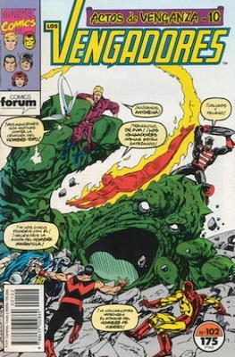 Los Vengadores Vol. 1 (1983-1994) (Grapa) #102