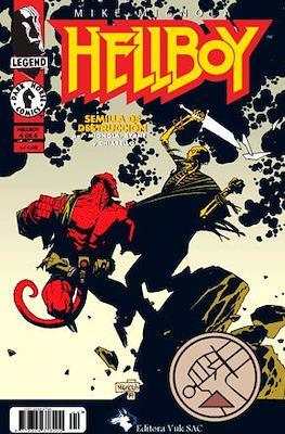 Hellboy: Semilla de Destrucción (Grapa) #4