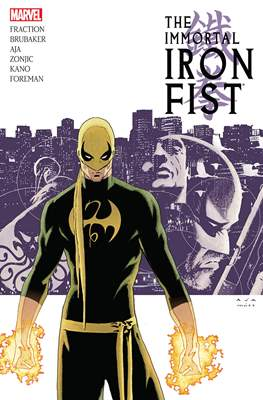 The Immortal Iron Fist - The Complete Collection