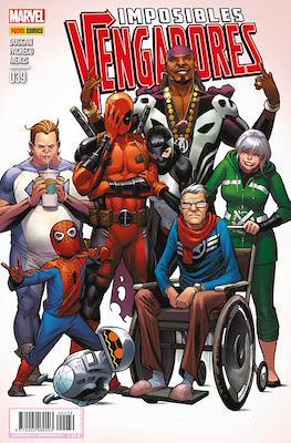 Imposibles Vengadores (2013-2018) (Grapa) #39