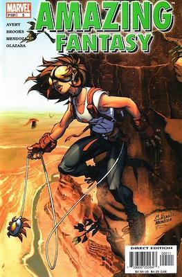 Amazing Fantasy Vol 2 (2004-2005) #5