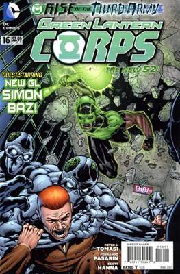 Green Lantern Corps Vol. 3 (2011-2015) #16