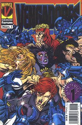Los Vengadores Vol. 2 (1996-1997) (Grapa 24 pp) #1